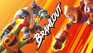 Cover for Brawlout.