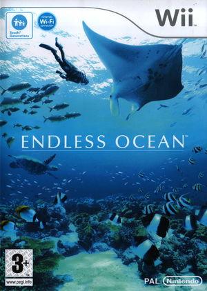 Cover for Endless Ocean.