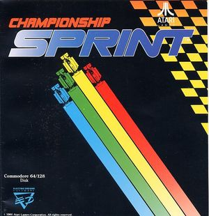 Cover for Championship Sprint.