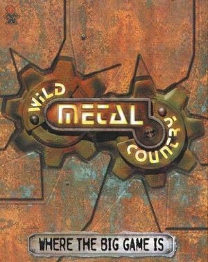 Cover for Wild Metal Country.