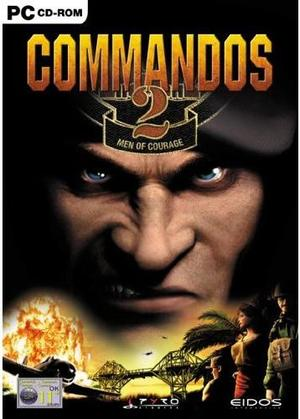 Cover for Commandos 2: Men of Courage.
