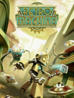 Cover for Retro Machina.