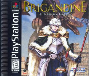 Cover for Brigandine.