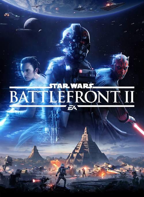 Cover for Star Wars Battlefront II.