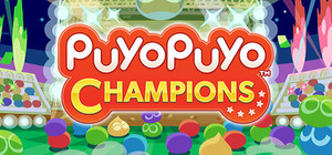 Cover for Puyo Puyo Champions.