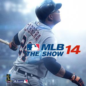Cover for MLB 14: The Show.