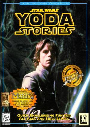 Cover for Star Wars: Yoda Stories.