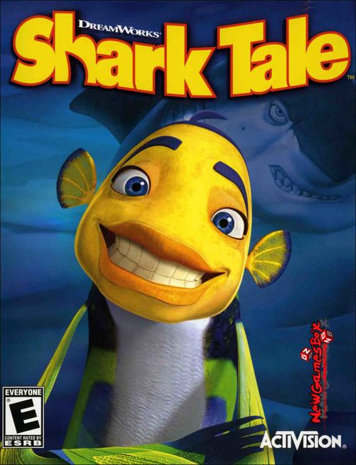 Cover for Shark Tale.