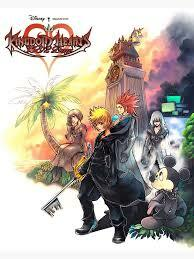 Cover for Kingdom Hearts 358/2 Days.