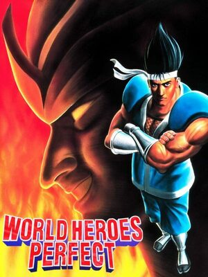 Cover for World Heroes Perfect.