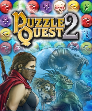 Cover for Puzzle Quest 2.