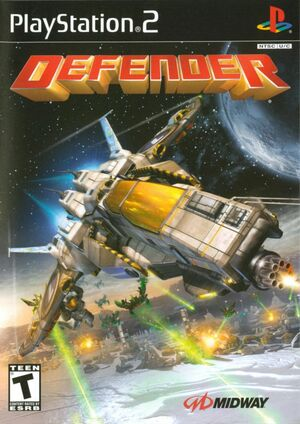 Cover for Defender.