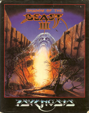 Cover for Shadow of the Beast III.