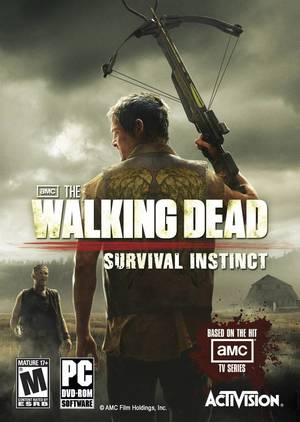 Cover for The Walking Dead: Survival Instinct.