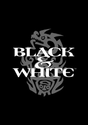 Cover for Black & White.