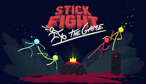 Cover for Stick Fight: The Game.