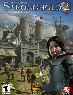 Cover for Stronghold 2.