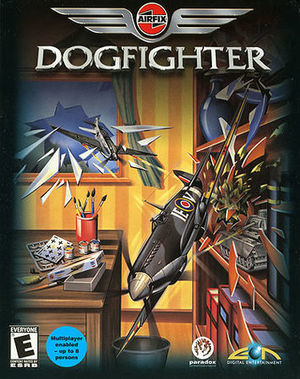 Cover for Airfix Dogfighter.