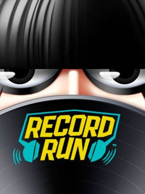 Cover for Record Run.