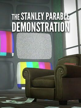 Cover for The Stanley Parable Demonstration.