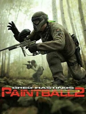 Cover for Greg Hastings Paintball 2.