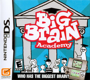 Cover for Big Brain Academy.
