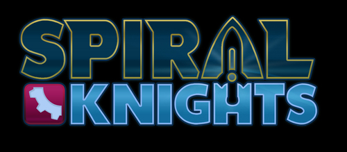 Cover for Spiral Knights.