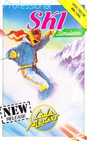 Cover for Professional Ski Simulator.