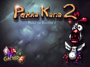 Cover for Pekka the Rooster 2.
