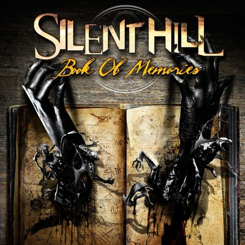 Cover for Silent Hill: Book of Memories.