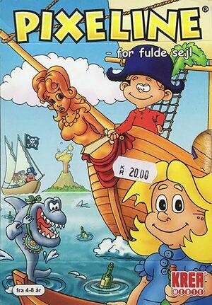Cover for Pixeline for fulde sejl.