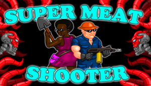 Cover for Super Meat Shooter.