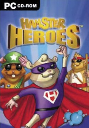 Cover for Hamster Heroes.