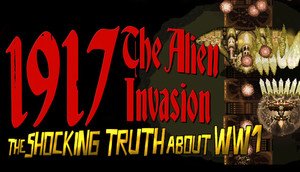 Cover for 1917 - The Alien Invasion.