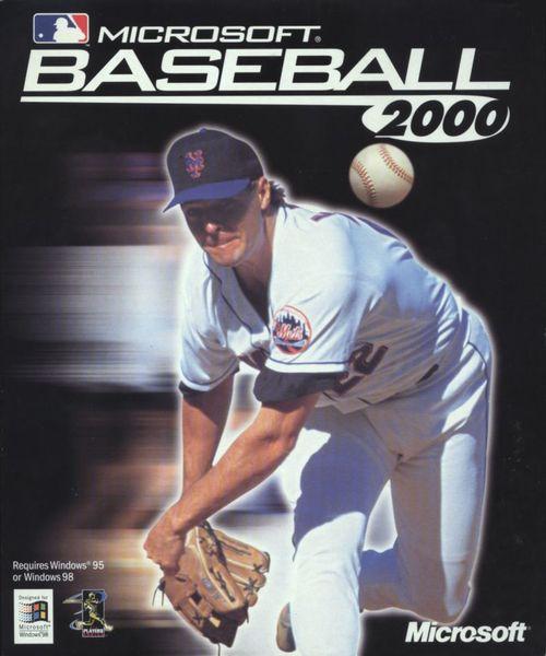 Cover for Baseball 2000.