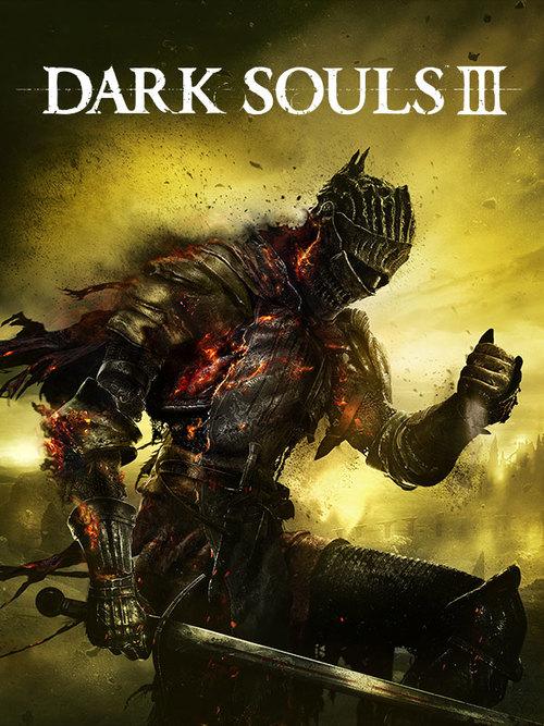 Cover for Dark Souls III.