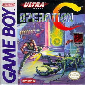 Cover for Operation C.