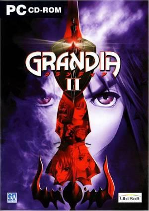 Cover for Grandia II.
