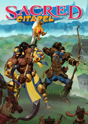 Cover for Sacred Citadel.