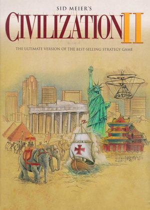 Cover for Civilization II.