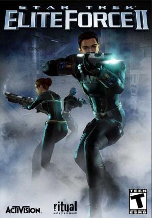 Cover for Star Trek: Elite Force II.