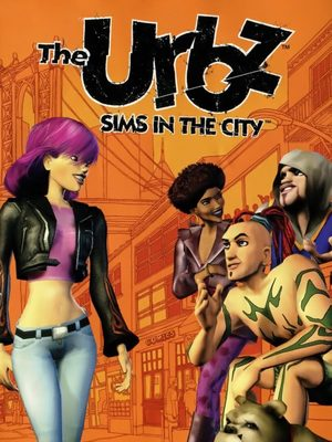 Cover for The Urbz: Sims in the City.