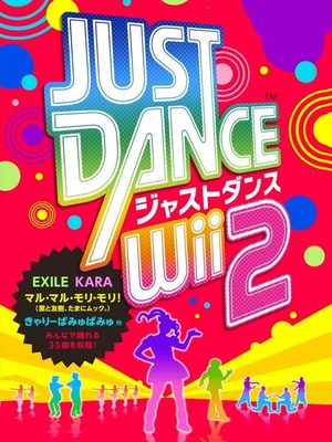 Cover for Just Dance Wii 2.