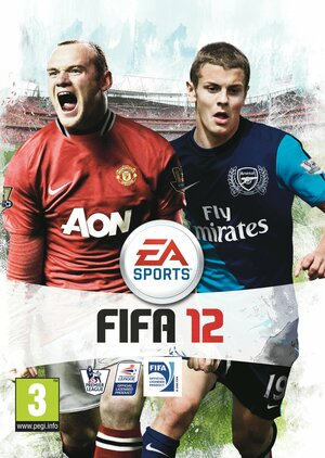 Cover for FIFA 12.