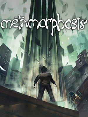 Cover for Metamorphosis.