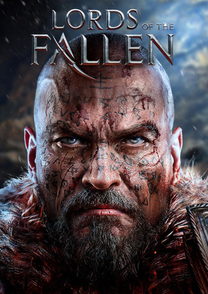 Cover for Lords of the Fallen.