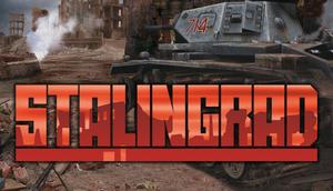 Cover for Stalingrad.