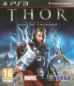 Cover for Thor: God of Thunder.