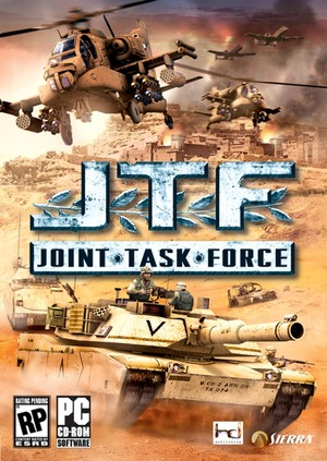 Cover for Joint Task Force.