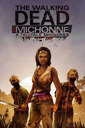 Cover for The Walking Dead: Michonne.